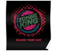 Zombie King Poster