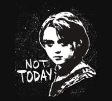 Not Today 2 by Vivienne da Silva
