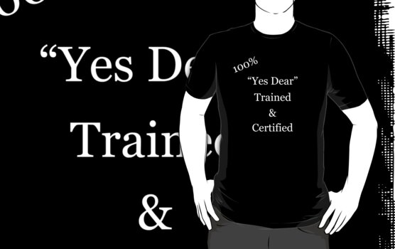"""Yes Dear"" Trained and Certified by Darlene Ruhs"