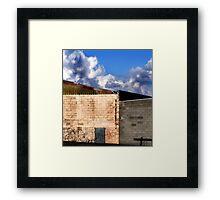 Wallmart Framed Print