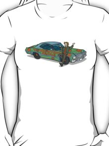 The Mystery Spot Machine T-Shirt