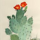 Cactus from Amphai Masquelier by Baina Masquelier