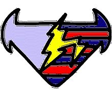 Preliminary Lightning Force Logo by tnewton69