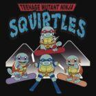 Teenage mutant ninja turtles  by Chasingbart