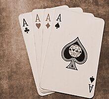 The Four Aces by novacaine