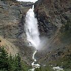 Takakkaw Falls by Tiffany Vest