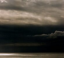 B4 the Sepia Storm by AndyReeve