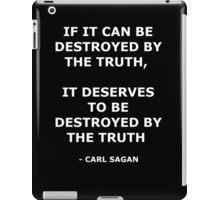 Carl Sagan iPad Case/Skin
