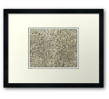 noxious Framed Print