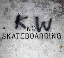 KnoW skateboarding by Alyssa Medina