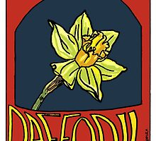 Daffodil by Ken Coleman