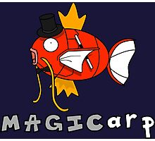 Magikarp the magician Photographic Print