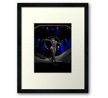 Performer I Framed Print