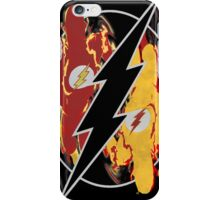 Flashpoint Paradox iPhone Case/Skin