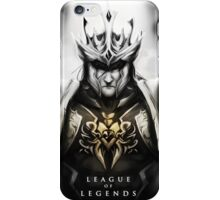 League of Legends - Jarvan IV iPhone Case/Skin
