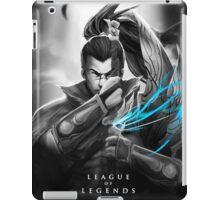 League of Legends - Yasuo iPad Case/Skin