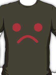 Sad Minifig Face T-Shirt