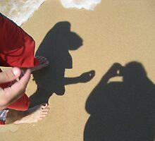 bondi beach by Leah Gay