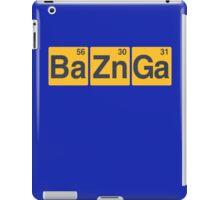 Bazinga ! iPad Case/Skin