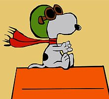 Snoopy by LuigiP