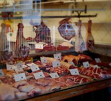 Butcher's Shop Window by Karen Martin IPA
