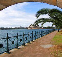 Archway by Wayne Holman
