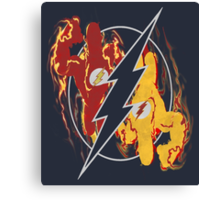 Flashpoint Paradox Canvas Print
