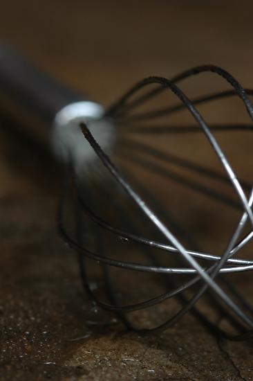 Kitchen Whisk by Deon de Lange