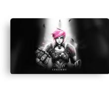 League of Legends - Vi Canvas Print