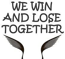 Lewis Hamilton - We Win and Lose Together by TJFezza97