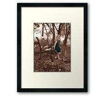 Gentle Framed Print
