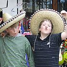 Mexican hats by punch
