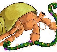 Christmas Hermit by thedustyphoenix
