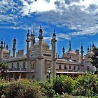 Brighton Pavilion two by punch