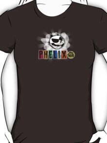 Phelix the Skull (The Wonderful Skull) - Retro Font Version T-Shirt