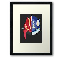 Primal Forces Framed Print