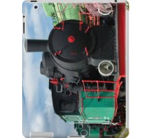 Side-tracked iPad Case/Skin