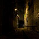 The Alleyway by Geoffrey