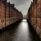 Warehouse by Antoine Beyeler