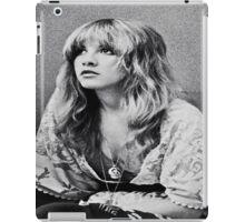 Stevie Nicks The White Witch Vintage Tee iPad Case/Skin