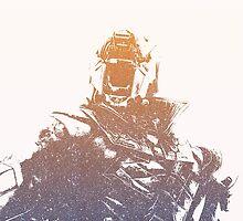 Destiny Warlock by Zapii