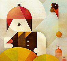Birdman  by squizzato