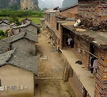 Rural Yangshuo by chinthaidan