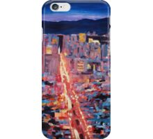 Golden Gate Bridge San Francisco at Sunset iPhone Case/Skin