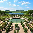 The Orangerie at the Palace of Versailles by Alex Cassels