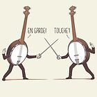 Dueling Banjos by Tom Burns