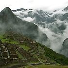 Machu Picchu by 945ontwerp