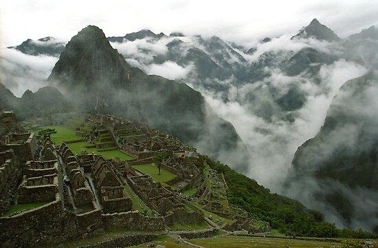 Machu Picchu by 945ontwerp
