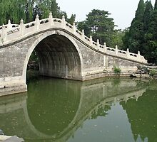 Summer Palace in Beijing, China by Teresa Zieba