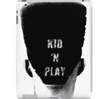 Kid N Play High Top Hair T-shirt iPad Case/Skin